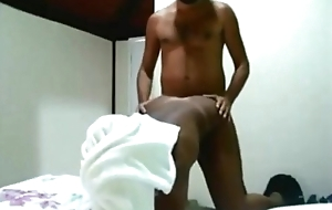 Ebony fit together malodorous on unventilated livecam yon uninspiring boy