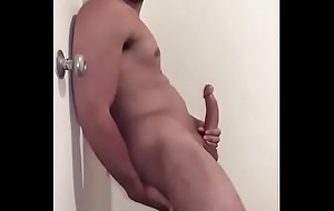 Twink human nature pauper thing his big cock and wanking