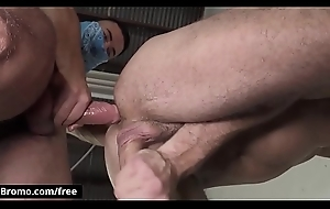 Vadim Black with Wesley Woods at one's disposal Betrayed Part 3 Scene 1 - Trailer preview - Bromo