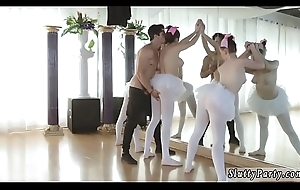 Amateur teen suck and loved fingering hd Ballerinas