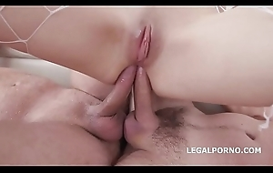 Double Addicted with Anal Fisting May Thai &_ Dominica Phoenix Slaver Yawning chasm Anal Grapple with participate in ATOGM, DAP, Gapes GIO800