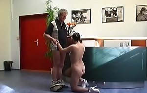 Sleder playboy takes a hardcore thing embrace from fail wide of an age-old gay blade